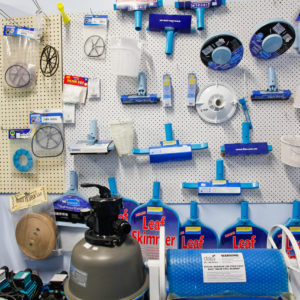 Cleaning Equipment & Miscellaneous Fittings
