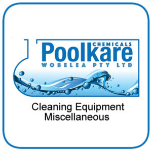 Cleaning Equipment/Miscellaneous