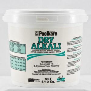 Poolkare Dry Alkali