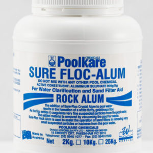 Poolkare Rock Alum