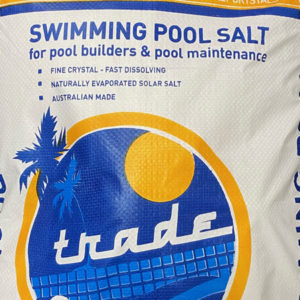 Swimming Pool Salt – Fast Dissolving